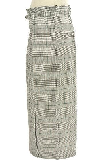 BOSCH(ボッシュ)の古着「ベルト付ミモレ丈タイトスカート(スカート)」大画像3へ