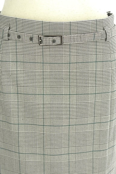 BOSCH(ボッシュ)の古着「ベルト付ミモレ丈タイトスカート(スカート)」大画像4へ