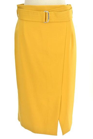 BOSCH(ボッシュ)の古着「ベルト付きミモレ丈タイトスカート(スカート)」大画像1へ