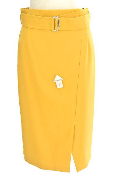 BOSCH(ボッシュ)の古着「ベルト付きミモレ丈タイトスカート(スカート)」大画像4へ