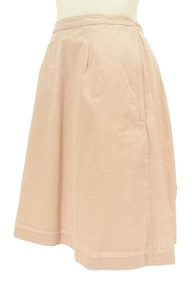 Rouge vif La cle(ルージュヴィフラクレ)の古着「微光沢フレアスカート(スカート)」大画像3へ