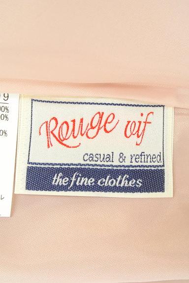 Rouge vif La cle(ルージュヴィフラクレ)の古着「微光沢フレアスカート(スカート)」大画像6へ