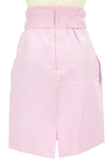 Rouge vif La cle(ルージュヴィフラクレ)の古着「ウエストリボンセミタイトスカート(スカート)」大画像2へ