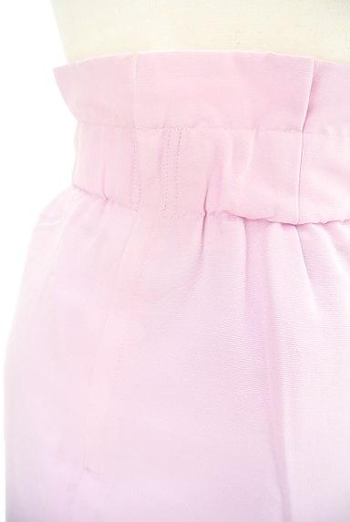 Rouge vif La cle(ルージュヴィフラクレ)の古着「ウエストリボンセミタイトスカート(スカート)」大画像5へ