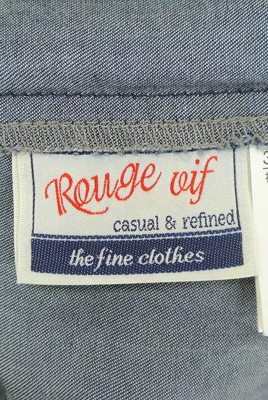 Rouge vif La cle(ルージュヴィフラクレ)の古着「サイドポケットワンピース(ワンピース・チュニック)」大画像6へ