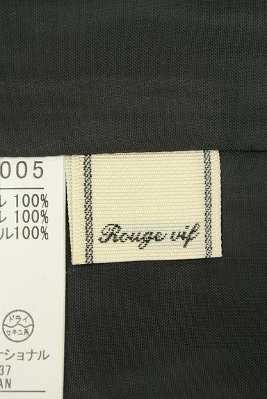 Rouge vif La cle(ルージュヴィフラクレ)の古着「花柄シフォンワンピース(ワンピース・チュニック)」大画像6へ