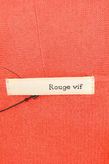 Rouge vif La cle(ルージュヴィフラクレ)の古着「ワンホックカーディガン(カーディガン・ボレロ)」大画像6へ