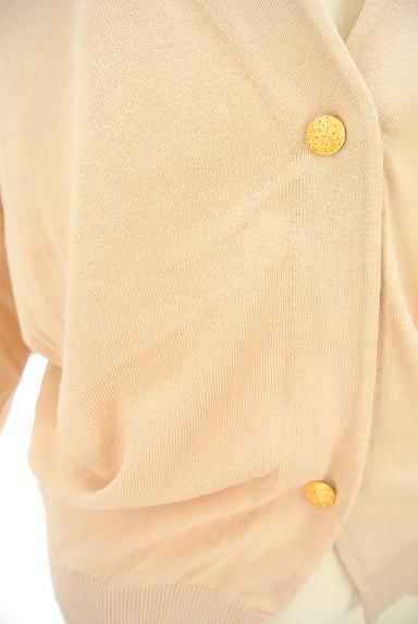 Rouge vif La cle(ルージュヴィフラクレ)の古着「ドルマンカーディガン(カーディガン・ボレロ)」大画像5へ