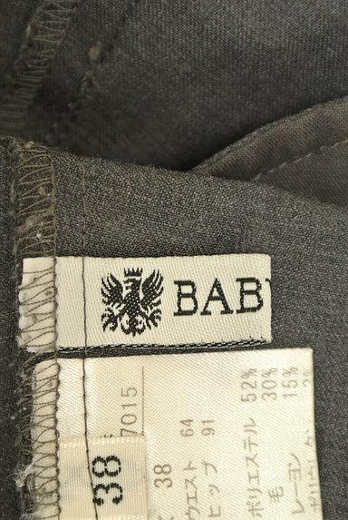 BABYLONE(バビロン)の古着「センタープレステーパードパンツ(パンツ)」大画像6へ
