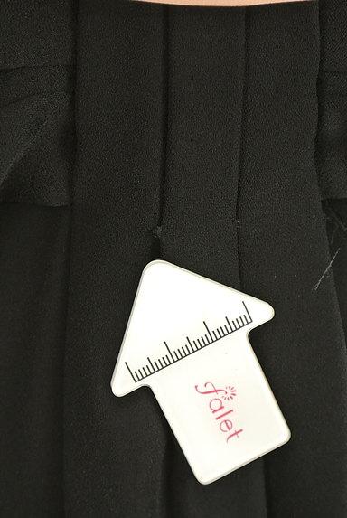 STRAWBERRY-FIELDS(ストロベリーフィールズ)の古着「ウエストリボンツートンワンピ(ワンピース・チュニック)」大画像5へ