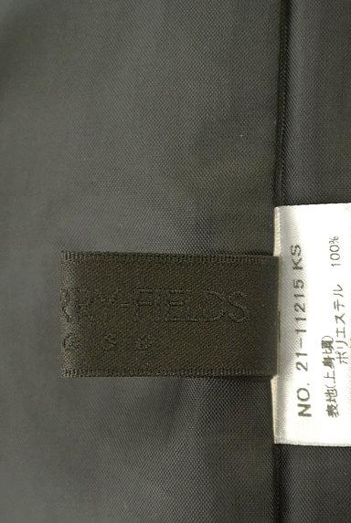 STRAWBERRY-FIELDS(ストロベリーフィールズ)の古着「ウエストリボンツートンワンピ(ワンピース・チュニック)」大画像6へ