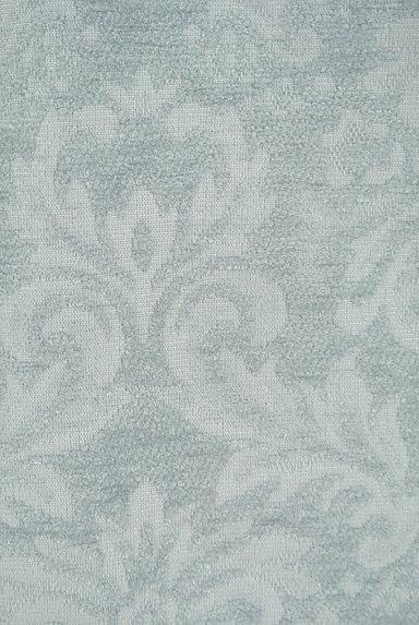 NATURAL BEAUTY(ナチュラルビューティ)の古着「ジャガード花柄膝丈フレアースカート(スカート)」大画像5へ