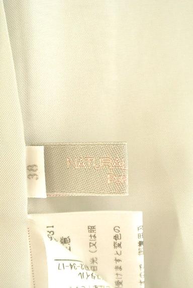 NATURAL BEAUTY(ナチュラルビューティ)の古着「ジャガードラメ膝丈コクーンスカート(スカート)」大画像6へ