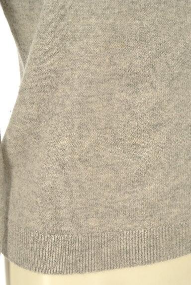 ROPE(ロペ)の古着「カシミヤクルーネックニット(ニット)」大画像5へ