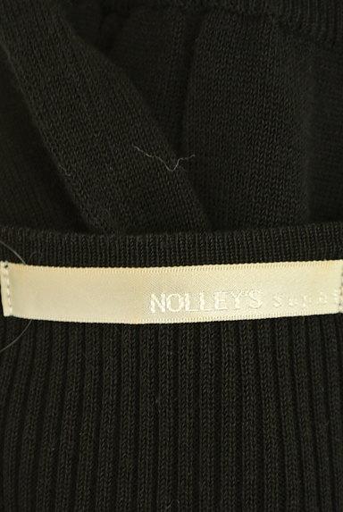 NOLLEY'S sophi(ノーリーズソフィ)の古着「パフスリーブVネックニット(ニット)」大画像6へ