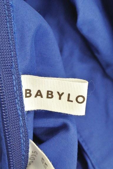 BABYLONE(バビロン)の古着「膝下丈タックフレアスカート(スカート)」大画像6へ