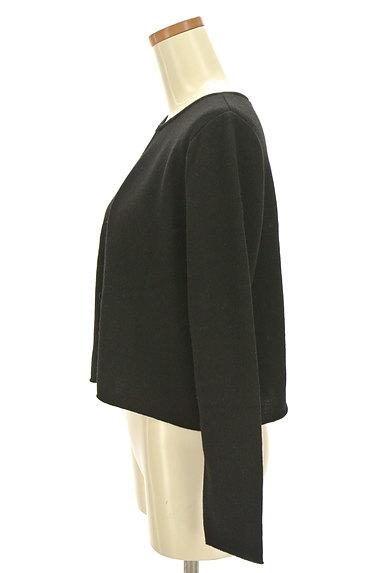NATURAL BEAUTY(ナチュラルビューティ)の古着「バックスリット風カーディガン(カーディガン・ボレロ)」大画像3へ