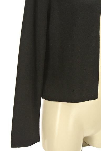 NATURAL BEAUTY(ナチュラルビューティ)の古着「バックスリット風カーディガン(カーディガン・ボレロ)」大画像5へ