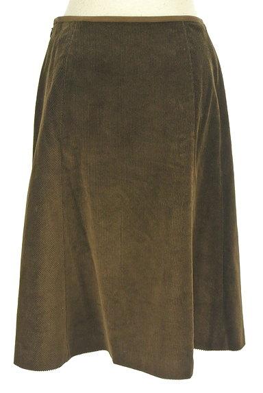 KEITH(キース)の古着「ダブルボタンコーデュロイスカート(スカート)」大画像2へ