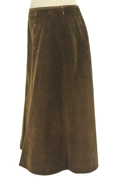 KEITH(キース)の古着「ダブルボタンコーデュロイスカート(スカート)」大画像3へ