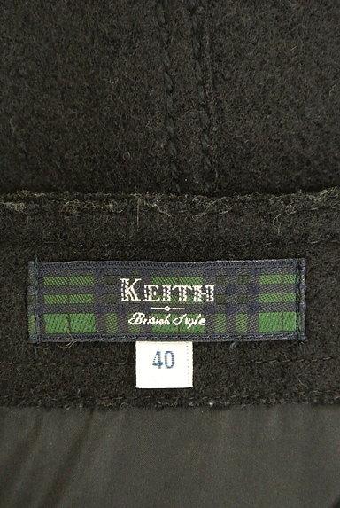 KEITH(キース)の古着「ウールフレアスカート(スカート)」大画像6へ
