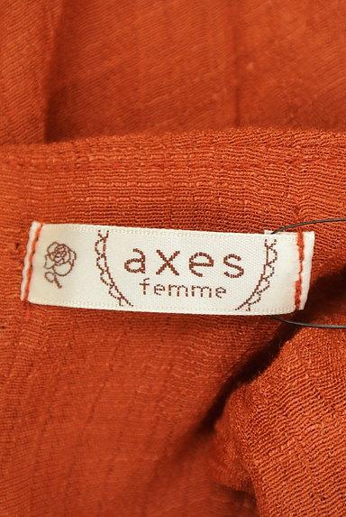 axes femme(アクシーズファム)の古着「バルーン×ドルマントップス(カットソー・プルオーバー)」大画像6へ