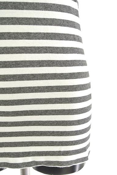 BEATRICE(ベアトリス)の古着「ボーダー柄フィットトップス(Tシャツ)」大画像5へ