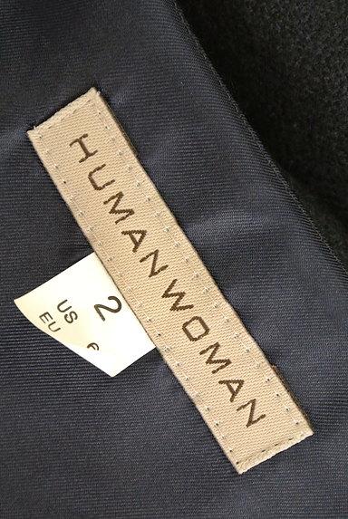 HUMAN WOMAN(ヒューマンウーマン)の古着「(ワンピース・チュニック)」大画像6へ