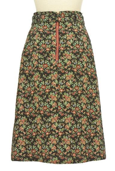 QUEENS COURT(クイーンズコート)の古着「ゴブラン織フレアスカート(スカート)」大画像2へ