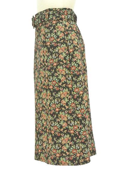 QUEENS COURT(クイーンズコート)の古着「ゴブラン織フレアスカート(スカート)」大画像3へ