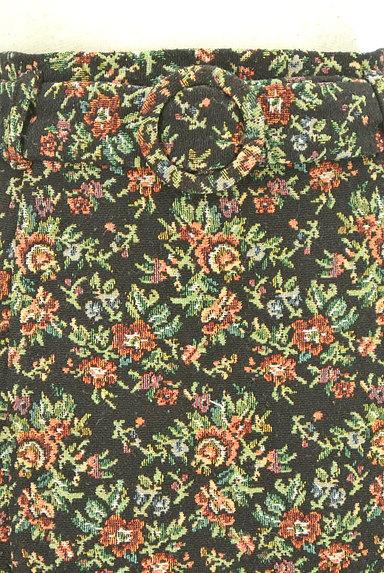 QUEENS COURT(クイーンズコート)の古着「ゴブラン織フレアスカート(スカート)」大画像4へ