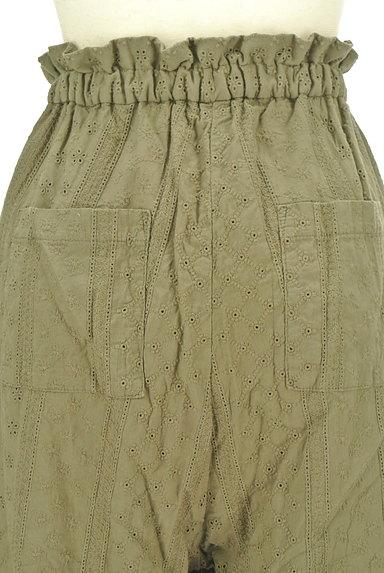 RODEO CROWNS(ロデオクラウン)の古着「カットワークレースワイドパンツ(パンツ)」大画像5へ