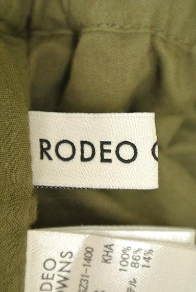 RODEO CROWNS(ロデオクラウン)の古着「カットワークレースワイドパンツ(パンツ)」大画像6へ