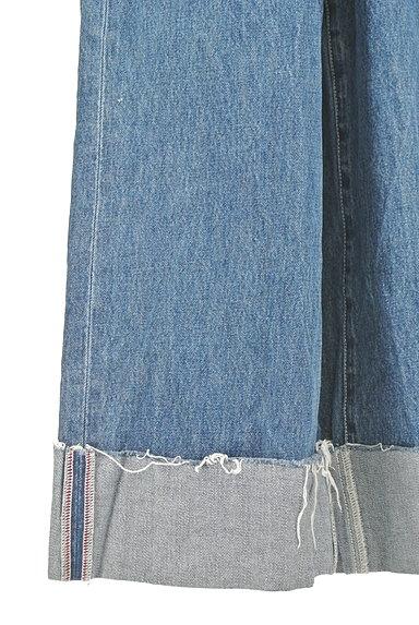 RODEO CROWNS(ロデオクラウン)の古着「デニムワイドサロペット(オーバーオール・サロペット)」大画像5へ