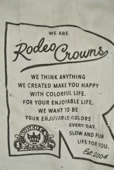 RODEO CROWNS(ロデオクラウン)の古着「デニムワイドサロペット(オーバーオール・サロペット)」大画像6へ