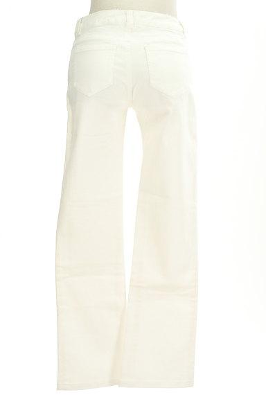 LAISSE PASSE(レッセパッセ)の古着「シンプルストレートパンツ(デニムパンツ)」大画像2へ