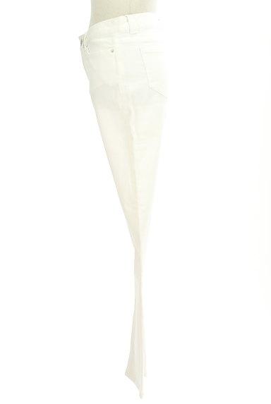 LAISSE PASSE(レッセパッセ)の古着「シンプルストレートパンツ(デニムパンツ)」大画像3へ