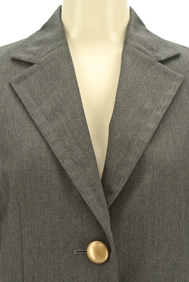 Jewel Changes(ジュエルチェンジズ)の古着「七分袖テーラードジャケット(ジャケット)」大画像4へ