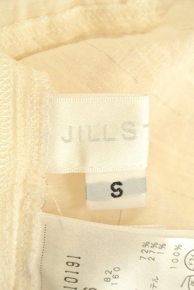 JILLSTUART(ジルスチュアート)の古着「ラメストライプ柄シアーブラウス(ブラウス)」大画像6へ