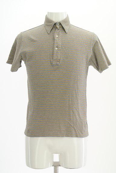 BEAMS(ビームス)の古着「ボーダーポロシャツ(ポロシャツ)」大画像1へ