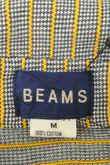 BEAMS(ビームス)の古着「ボーダーポロシャツ(ポロシャツ)」大画像6へ
