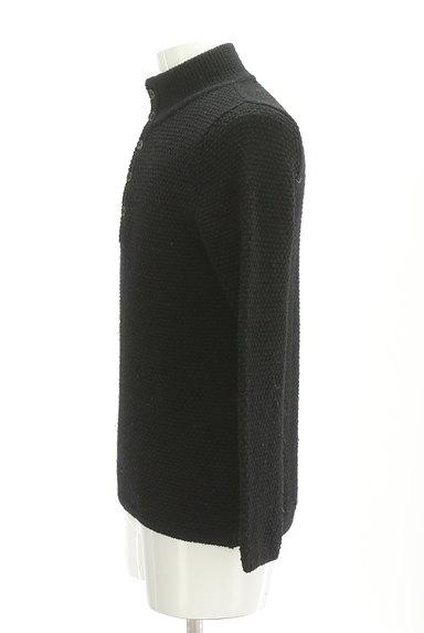 UNITED ARROWS(ユナイテッドアローズ)の古着「ハイヘンリーネックニット(ニット)」大画像3へ