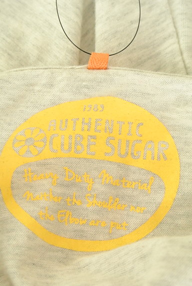 CUBE SUGAR(キューブシュガー)の古着「裾レースキャミマキシワンピース(キャミワンピース)」大画像6へ
