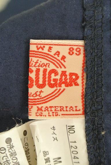CUBE SUGAR(キューブシュガー)の古着「ドット柄膝下丈フレアスカート(スカート)」大画像6へ