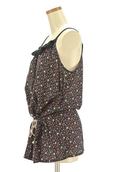CUBE SUGAR(キューブシュガー)の古着「小花柄キャミソール(キャミソール・タンクトップ)」大画像3へ