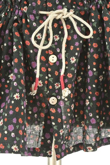 CUBE SUGAR(キューブシュガー)の古着「小花柄キャミソール(キャミソール・タンクトップ)」大画像5へ