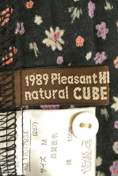 CUBE SUGAR(キューブシュガー)の古着「小花柄キャミソール(キャミソール・タンクトップ)」大画像6へ
