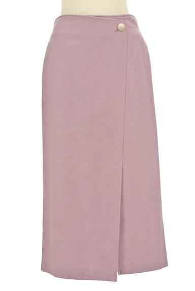UNITED ARROWS(ユナイテッドアローズ)の古着「裾スリットロングスカート(ロングスカート・マキシスカート)」大画像1へ