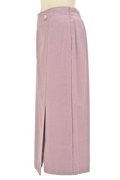 UNITED ARROWS(ユナイテッドアローズ)の古着「裾スリットロングスカート(ロングスカート・マキシスカート)」大画像3へ
