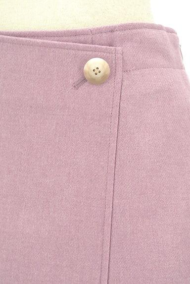 UNITED ARROWS(ユナイテッドアローズ)の古着「裾スリットロングスカート(ロングスカート・マキシスカート)」大画像4へ
